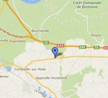 Un mort et un blessé grave dans un face-à-face sur la D675 dans l'Eure