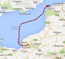 Pollution : Un chimiquier suspecté de rejet au large du Havre, dérouté vers Dunkerque