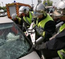 A Rouen, la fourgonnette percute un arbre : le conducteur est écrasé à son volant