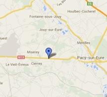 Collision sur la RN 13 entre Evreux et Pacy-sur-Eure : cinq blessés dont deux graves
