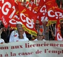 Journée d'action de la CGT : 4 000 manifestants en Seine-Maritime,  au Havre, Rouen et Dieppe