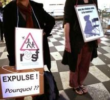 """A Rouen, une famille  kosovare menacée d'expulsion """"à tout moment"""" selon RESF"""