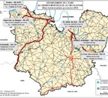 Trop de morts sur les routes de l'Eure : opération d'envergure ce mercredi 26 février