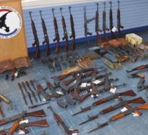 Coup de filet ce matin chez les trafiquants d'armes : neuf suspects interpellés en Haute-Normandie