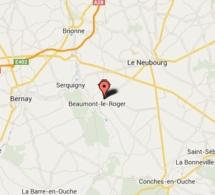 Un motard de 22 ans tué dans une collision dans l'Eure: l'automobiliste avait 16 ans et demi