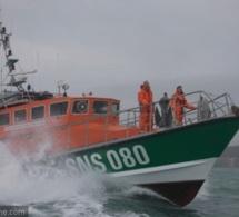 Importantes recherches au large de Dieppe : le chalutier dérivait, sans personne à bord