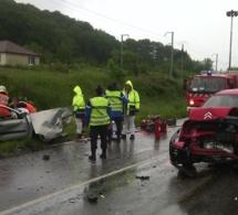 Une conductrice grièvement blessée dans une collision entre Beaumont-le-Roger et Serquigny