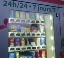 A Rouen, le SDF pillait les distributeurs de préservatifs ...pour l'argent