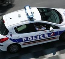Course-poursuite avec des voleurs de voiture à Rouen