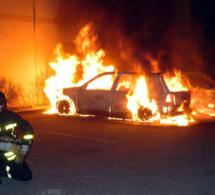 A Darnétal, le jeune incendiaire harcelait au téléphone les sapeurs-pompiers