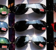 Les voleurs de lunettes de soleil écopent de huit mois de prison ferme