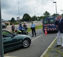"""Déjà 30 morts sur les routes de Seine-Maritime : """" ce n'est pas acceptable ! """", gronde le préfet"""