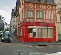 Kevin et Ringo sont surpris par la police alors qu'ils cambriolaient une épicerie à Rouen