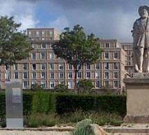 Le Havre : les abords de la statue François 1er mis en valeur