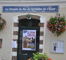 Le train de la Libération : comme il y a 70 ans, à Pacy-sur-Eure !