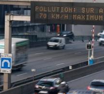 Pollution de l'air : le seuil d'alerte encore dépassé pour ce lundi 8 septembre