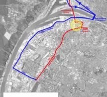 Rouen : la Sud III et le pont Flaubert fermés dimanche pour cause de déminage