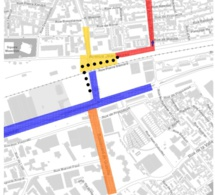 Entrée de ville, au Havre : les travaux d'aménagement sont lancés le 15 septembre