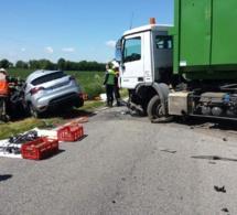 Sécurité routière dans l'Eure : du mieux en juillet et août, mais une forte hausse depuis le début de l'année
