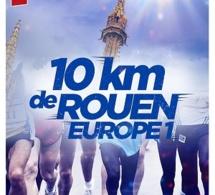 Europe 1 se lance dans la course avec les 10 km de Rouen