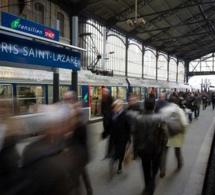 Appel à la grève mercredi : un train sur deux sur le réseau de Paris-Saint-Lazare