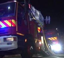 Incendie criminel au Havre : deux tas d'ordures enflammés à l'intérieur d'un immeuble désaffecté