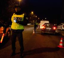 La conductrice de 20 ans avait un taux d'alcoolémie supérieur à 2 g : elle est placée en dégrisement
