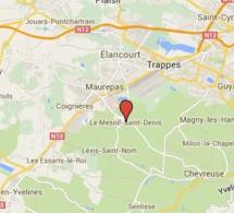 Yvelines : choc frontal à Mesnil-Saint-Denis, le motard succombe à ses blessures