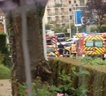 Yvetot : un pilote de scooter évacué sérieusement blessé sur le CHU de Rouen par hélicoptère