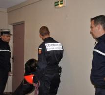 Coup de poing anti-drogue ce matin à Gaillon-Aubevoye : objectifs atteints