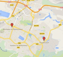 Yvelines : 22 véhicules dégradés cette nuit à Montigny-le-Bretonneux et Guyancourt
