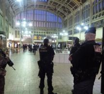 Contrôles d'identité sous haute surveillance hier soir à la gare de Rouen