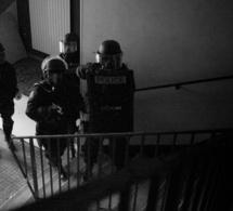 Yvelines : coups de feu à Maurecourt, quatre suspects interpellés dans un immeuble