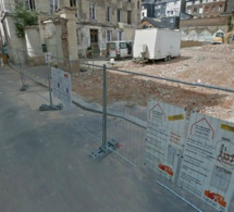 Rouen : les voleurs chargeaient des matériaux de chantier dans leur voiture