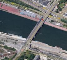 Rouen : le pont Guillaume Le Conquérant et ses abords en travaux à partir de lundi 3 novembre