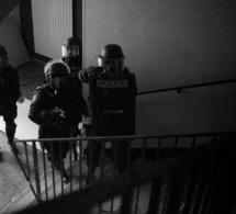 Trois suspects interpellés ce matin près d'Elbeuf par les policiers de l'anti-terrorisme