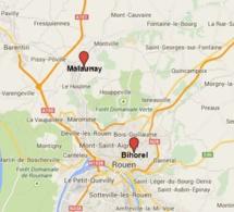 Nouveau braquage près de Rouen : la boulangère refuse de donner la caisse et met en fuite le malfaiteur