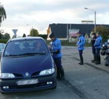 Eclairage défectueux et véhicules volés : les gendarmes de la compagnie de Dieppe multiplient les contrôles