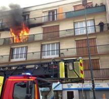 Sartrouville. Incendie inexpliqué au 3ème étage : l'immeuble est évacué