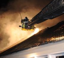 Une école maternelle partiellement détruite par un incendie cette nuit aux Mureaux