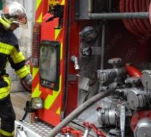 Guyancourt : deux personnes incommodées après un feu de voiture dans un parking souterrain
