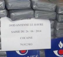 50 kg de cocaïne saisis par la douane sur le port du Havre
