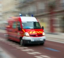Eure : un conducteur coincé dans sa voiture après un face-à-face sur le CD 83