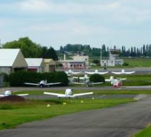 Yvelines : un avion de tourisme contraint de se poser dans un champ, après le décollage