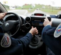 Les Mureaux : au volant à 16 ans, il refuse la priorité à un véhicule de police et prend la fuite
