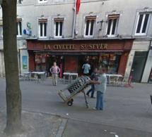 Rouen : la gérante d'un bar-tabac-PMU attaquée par deux malfaiteurs qui lui dérobent la recette