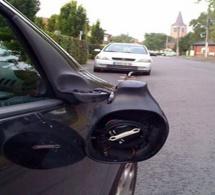 Yvelines : les rétroviseurs de vingt-cinq véhicules dégradés à Maisons-Laffitte