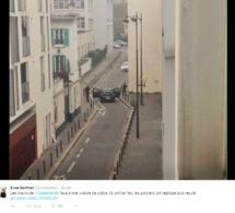 Carnage à Charlie Hebdo : au moins douze morts et quatre blessés très graves