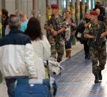 800 militaires déployés aux côtés des forces de police et de gendarmerie