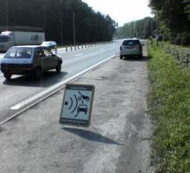 Elbeuf : 65 automobilistes flashés route de Bourghteroulde